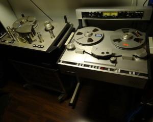 Tape room